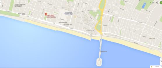 Regency Square Google Maps