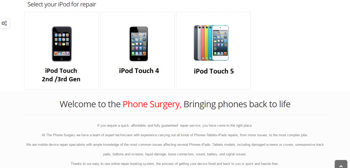 The Phone Surgery0