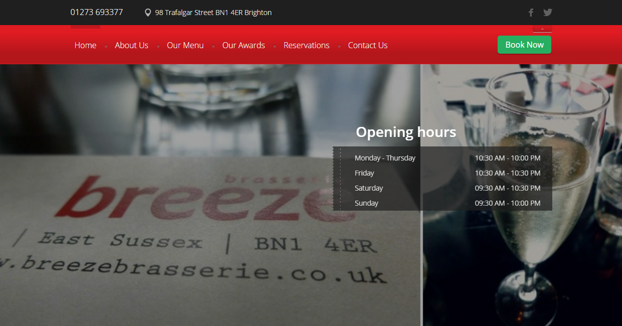 Best Food in Brighton   http   breezebrasserie.co.uk breeze